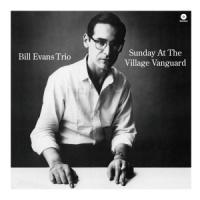 Bill Evans Trio Sunday At The Village Vanguard LP
