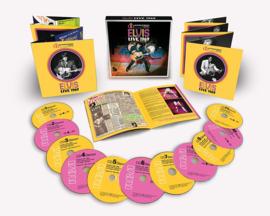 Elvis Presley Live 1969 11CD - Box Set
