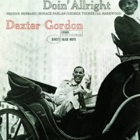Dexter Gordon Doin Alright LP