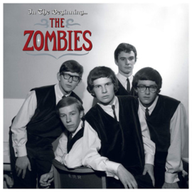 The Zombies Complete Studio Recordings 180g 5LP - Coloured Vinyl