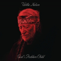 Willie Nelson God's Problem Child LP