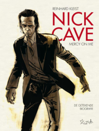 Nick Cave Mercy On me Boek