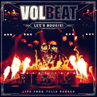 Volbeat Let's Boogie! 3LP