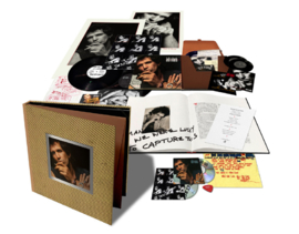 "Keith Richards Talk Is Cheap 180g Deluxe Edition 2LP, 2 7"" Vinyl & 2CD Box Set"