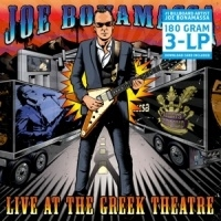 Joe Bonamassa Live At The Greek Theatre 3LP