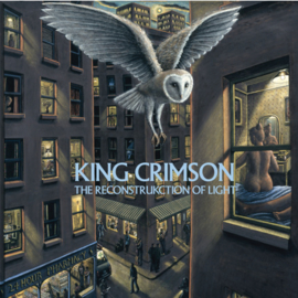King Crimson Recontrukstion of Light LP