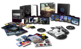 "Pink Floyd The Later Years 1987-2019 5CD, 5 DVD, 6 Blu-ray, & 2 7"" Vinyl Box Set"