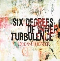 Dream Theater - Six Degrees Of Inner Turbulence 2LP