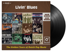 Livin'  Blues Golden Years Of Dutch Pop Music 2LP