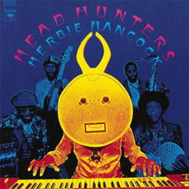 Herbie Hancock Head Hunters 200g 45rpm 2LP