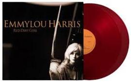 Emmylou Harris Red Dirt Girl 2LP - Red Vinyl-