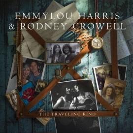 Emmylou Harris & Rodney Crowell - Traveling Kind LP + CD