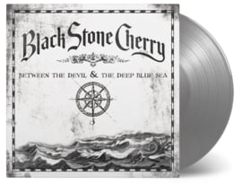 Black Stone Cherry Between The Devil & The Deep Blue Sea LP - Silver Vinyl-