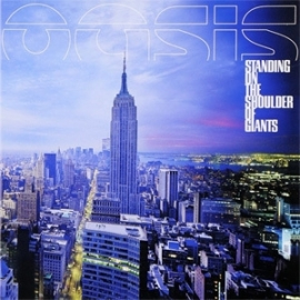 Oasis Standing On The Shoulder Of Giants 180g LP