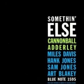 Cannonball Adderley Somethin` Else UltraDisc One Step UD1S - 45rpm 180g 2LP Box Set