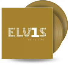 Elvis Presley Elvis 30#1 Hits  2lP - Gold Vinyl-