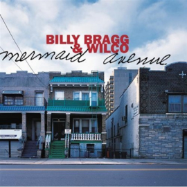 Billy Bragg and Wilco Mermaid Avenue 2LP