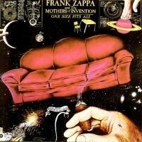 Frank Zappa  One Size Fits All LP