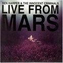 Ben Harper - Live From Mars 4LP