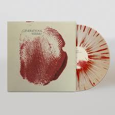 Will Butler Generations LP - Red Spatter Vinyl-