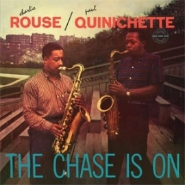 Paul Quinichette & Charlie Rouse - The Chase Is On HQ LP