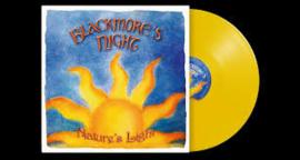Blackmore's Night Nature's Light LP - Yellow Vinyl-