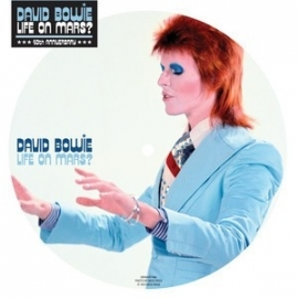 David Bowie - Life On Mars 7 Pd - 40Th Anniversary-