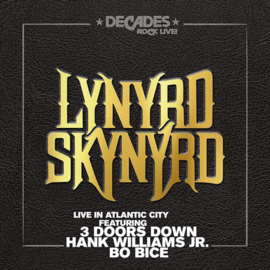 Lynyrd Skynyrd Live In Atlantic City 2LP