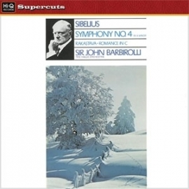 Sibelius - Symphony No. 4 HQ LP