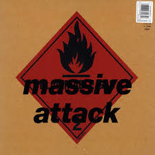 Massive Attack Blue Lines LP