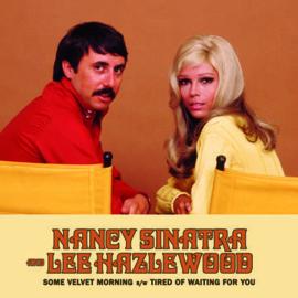 Nancy Sinatra & Lee Hazlewood Some Velvet Morning 7'- Splatter Vinyl-