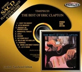 Eric Clapton - The Best Of Eric Clapton SACD.