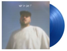 Zwangere Guy Wie Is Guy 2LP - Blauw Vinyl-