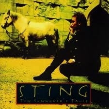 Sting - Ten Summoner`s Tales HQ LP