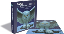 Rush Fly By Night Puzzel