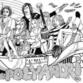 Group 1850 Polyandri LP - Clear Vinyl-