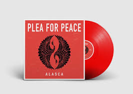 Alasca Plea For Peace LP - Red Vinyl-