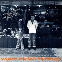 Ian Dury - New Boots And Panties!! LP