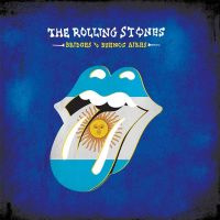 The Rolling Stones Bridges To Buenos Aires 2CD + DVD