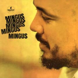 Charles Mingus Mingus Mingus Mingus Mingus Mingus (Verve Acoustic Sounds Series) 180g LP