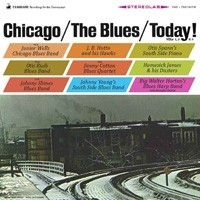 Chicago The Blues Today Vol. 1,2,3 HQ 3LP Box