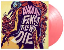 Anouk Fake It Till We Die LP - Pink Vinyl-