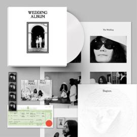 John Lennon & Yoko Ono Wedding Album 50th Aniversary LP - White Vinyl