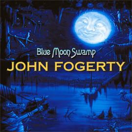 John Fogerty Blue Moon Swamp 180g LP - Blue Vinyl-