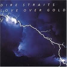 Dire Straits Love Over Gold HQ LP