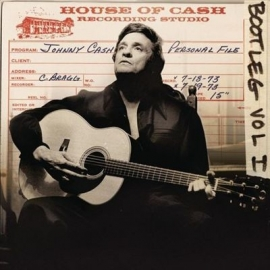 Johnny Cash - Bootleg 1 4LP