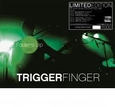 Triggerfingers - Faders Up LP + CD -ltd-