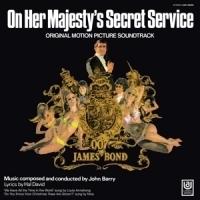 James Bond On Her Majesty's Secret Service LP