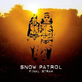 Snow Patrol Final Straw LP