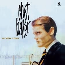 Chet Baker In New York HQ LP